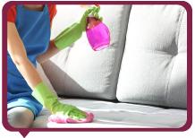 Desinfecta los muebles de tu casa